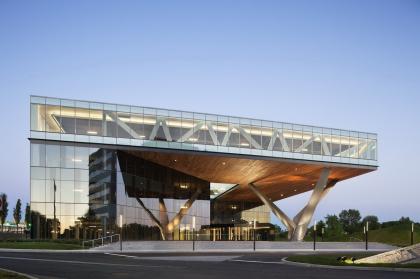 Офисное здание Centra Metropark