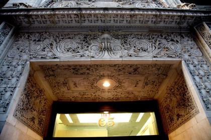 6. Баярд-Кондикт билдинг в Нью-Йорке (арх. Л.Салливен, 1899), фрагмент. Фото Андрея Бархина