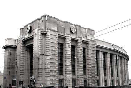 6. Е.И.Катонин, Фрунзенский универмаг, 1934. Фото Андрея Бархина