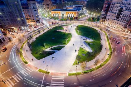 Площадь Эускади