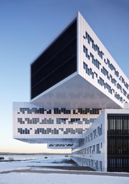 Штаб-квартира компании Statoil в Осло
