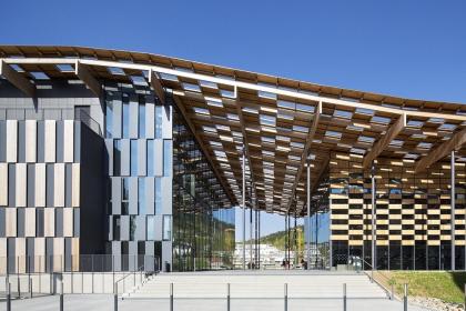 Центр искусств и культуры и FRAС Франш-Конте