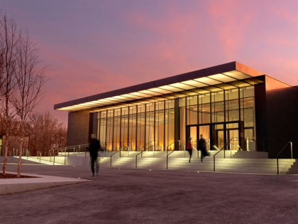 Музей искусств Сент-Луиса – Восточный корпус