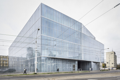 Корпус Вроцлавской академии художеств