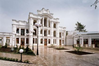 Представительское здание в Сочи