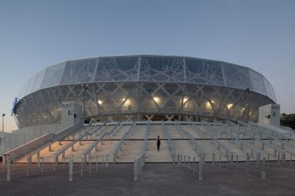 Стадион Allianz Riviera