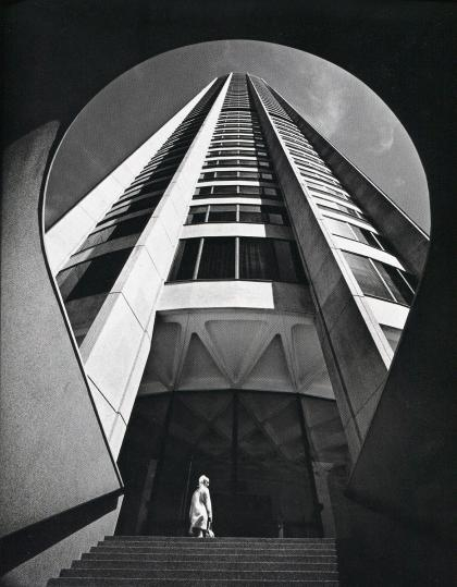 ©Max Dupain Harry Seidler, Australia Square Tower, Sydney, 1961-67