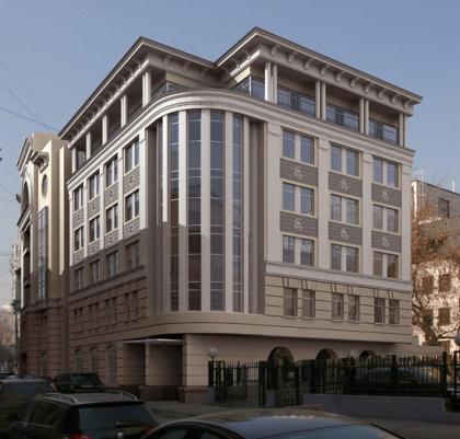Комплекс апартаментов «У Патриарших»