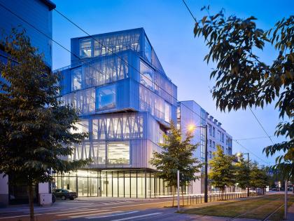 Высшая архитектурная школа Страсбурга
