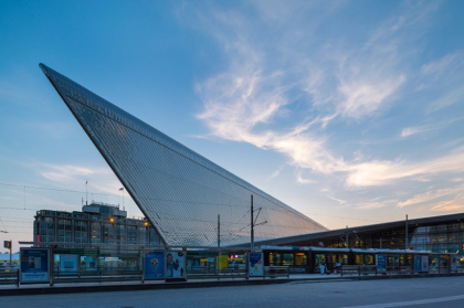 Вокзал Rotterdam Centraal