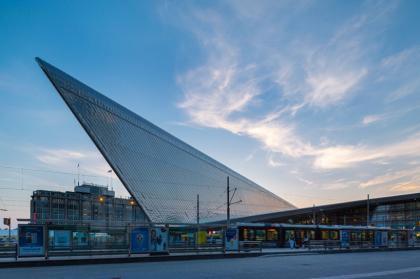 Вокзал Rotterdam Centraal