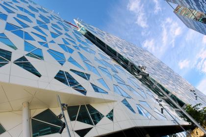 Здание компании Deloitte