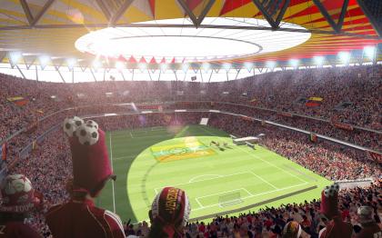 Национальный футбольный стадион Венесуэлы
