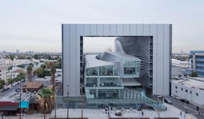 Колледж Эмерсона – здание в Лос-Анджелесе