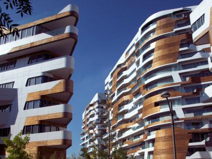 Жилой комплекс CityLife Hadid Residences