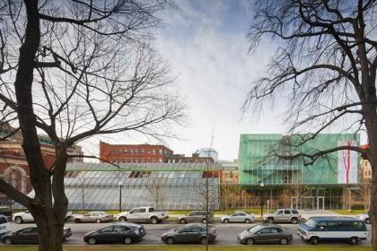 Музей Изабеллы Стюарт Гарднер – реконструкция
