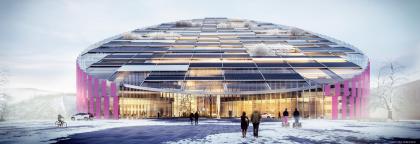 Штаб-квартира компании Statoil в Ставангере