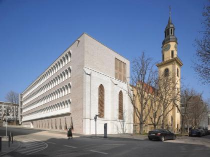 Евангелический культурно-образовательный центр Hospitalhof