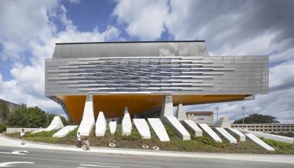 Корпус Гейтс-холл Корнельского университета