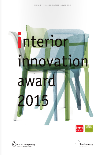 Interior Innovation Award at imm cologne 2015. Изображение: interior-innovation-award.com
