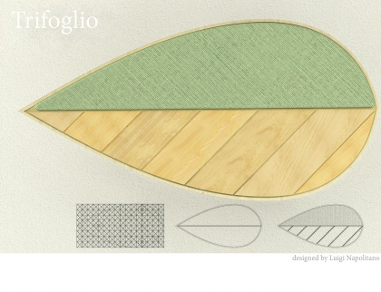 Участник конкурса Natural - 40th Formabilio furniture design contest. Изображение: Luigi Napolitano, formabilio.com
