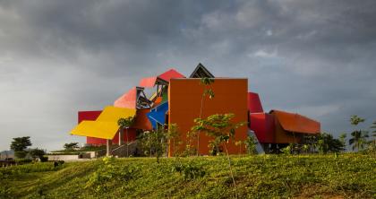 Biomuseo – музей биоразнообразия