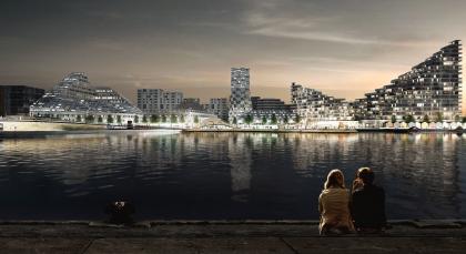 Basin – реконструкция гавани в Орхусе