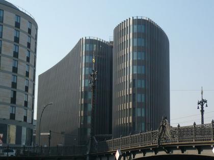 Штаб-квартира немецкого филиала Ernst & Young