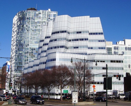 Штаб-квартира компании IAC/InterActiveCorp