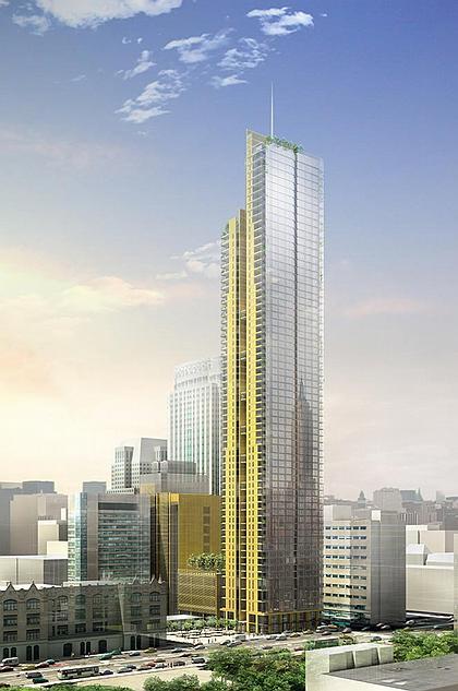 Башня City Tech