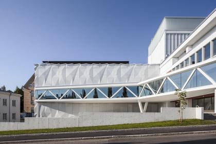 Городской театр Куопио–реконструкция