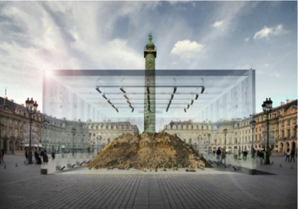 David Gissen. The Mound of Vendôme (2012)