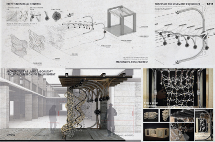 Проект-победитель Innovative Minds 2014. Interface – Metamorphosis in Architecture. Иллюстрация: gurroo.com