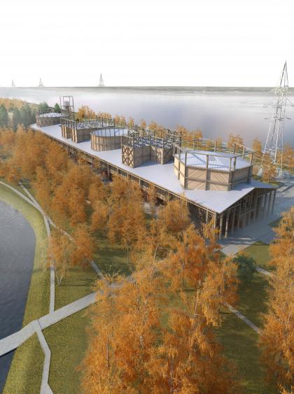 Концепция Музея науки и техники в Томске