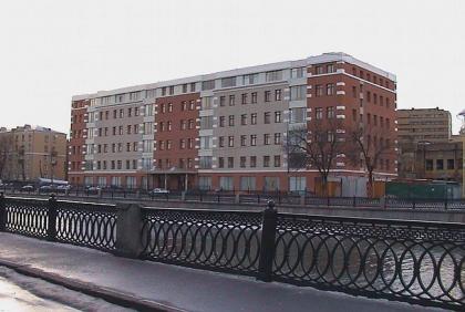 Административное здание на Б.Татарской