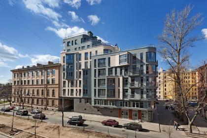 Жилой дом «Северный Palazzo»