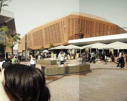 Торговый центр Meydan