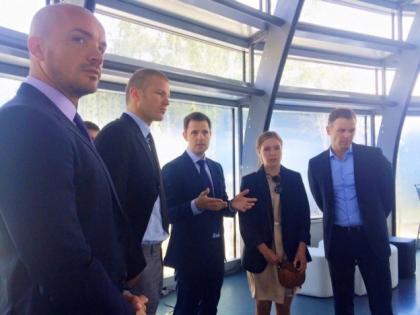 В «Зарядье» прошла встреча главных архитекторов Москвы и Белграда