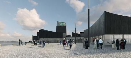 Музей Гуггенхайма в Хельсинки