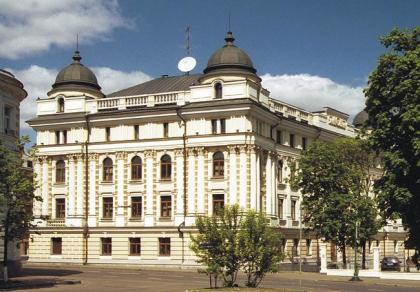 Реконструкция административного здания на Кремлевской набережной