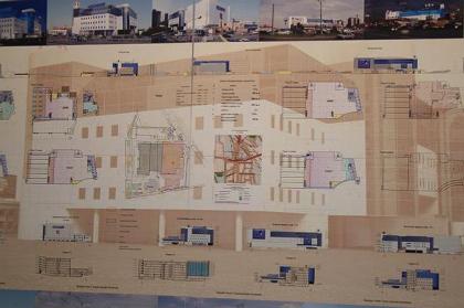 2-я очередь строительства торгового комплекса «Крестовский»