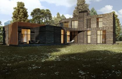 Частный дом в Грин Белте