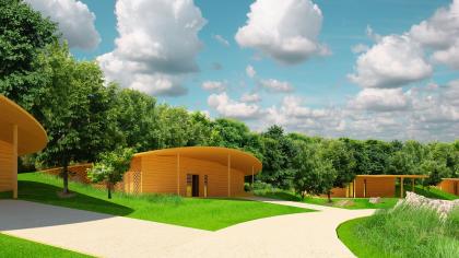 Архитектурная концепция технопарка «Ишим»