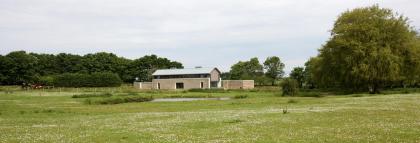 «Длинный дом» в графстве Норфолк