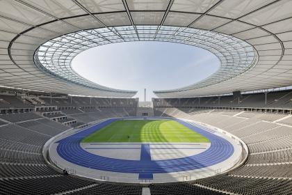 Олимпийский стадион в Берлине – реконструкция