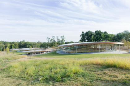 Корпус River в центре Grace Farms