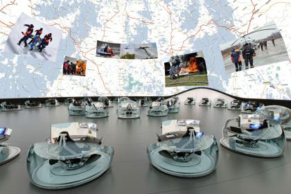 Концепция Национального центра управления в кризисных ситуациях МЧС РФ