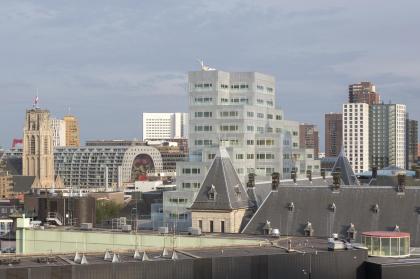 Тиммерхёйс – новое здание ратуши Роттердама
