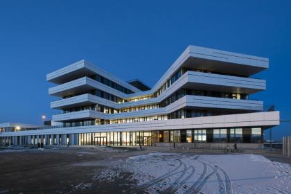 Административный центр порта Орхуса