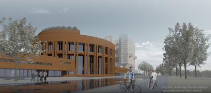 Проект историко-культурного комплекса в Калининграде